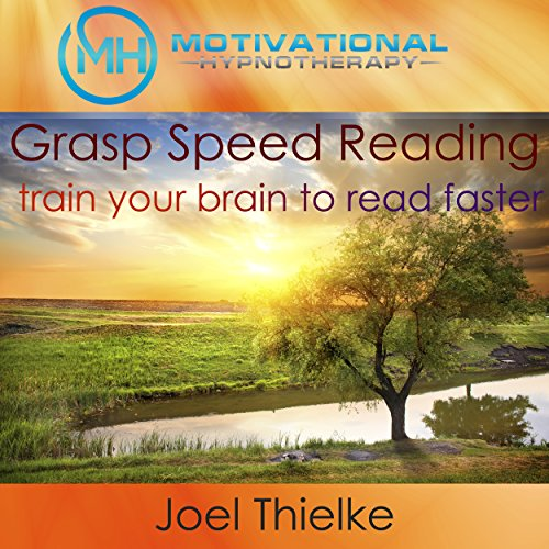 Learn Speed Reading, Train Your Brain to Read Faster audiobook cover art