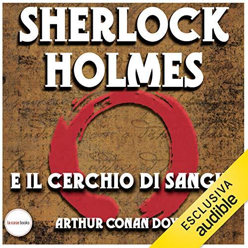 Sherlock Holmes e il cerchio di sangue copertina