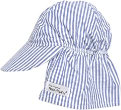 Flap Happy Baby Boys' Cotton Poplin Hat