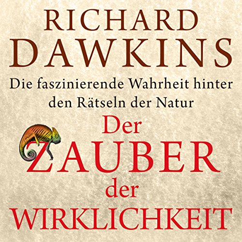 Der Zauber der Wirklichkeit [The Magic of Reality] cover art