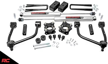 Best 2017 toyota tacoma suspension lift Reviews
