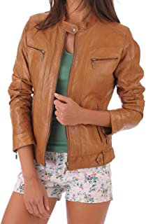 wilsons leather lamb bomber jacket