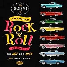 The Golden Age of American Rock 'n' Roll Volumen 12-30 30 éxitos de 1954-1963