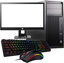 """$899 » HP Z240 Tower Budget Gaming System w/New 21.5"""" Monitor, i7-6700 up to 4GHz, 16GB DDR4 RAM, 1TB SSD Drive, USB 3.0, NVIDIA ..."""