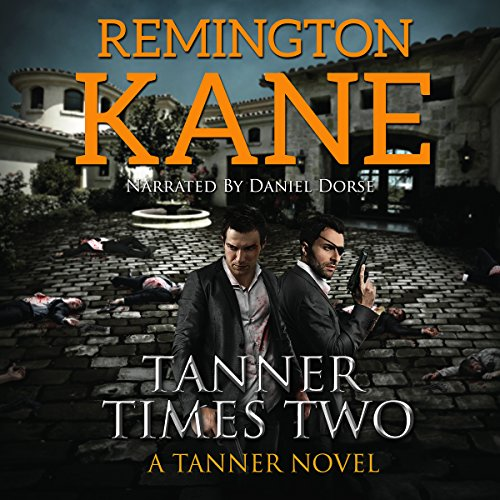 Tanner Times Two cover art