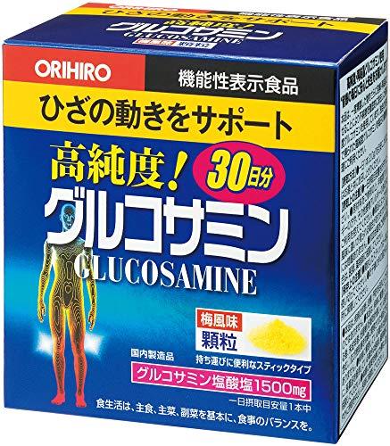 オリヒロプランデュ オリヒロ グルコサミン顆粒 30包
