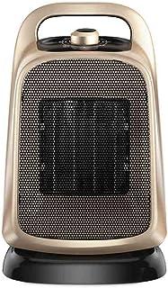 SYR&FJ Calefactor Eléctrico,PTC Elemento De Cerámica 3 Ajustes De Calor para El Hogar Y Oficina 1500W