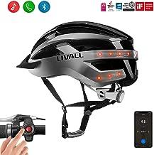 LIVALL MT1 Smart Helmet, Cycling Mountain Bluetooth Helmet, Built-in Mic, Bluetooth Speakers, Wireless Turn Signals Tail Lights, SOS Alert, Wireless Bike Helmet,Safe & Comfortable