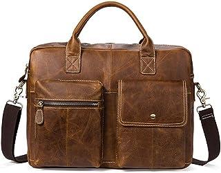 Bxfdc Mens Shoulder Messenger Bag Shoulder Bag Fashion Tote Bag Business Briefcase
