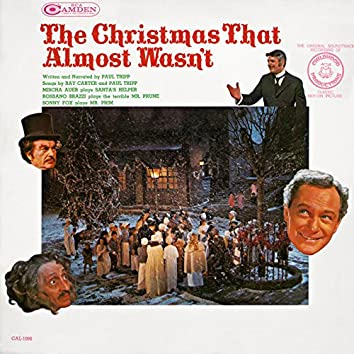 """Music from """"The Christmas That Almost Wasn't"""""""
