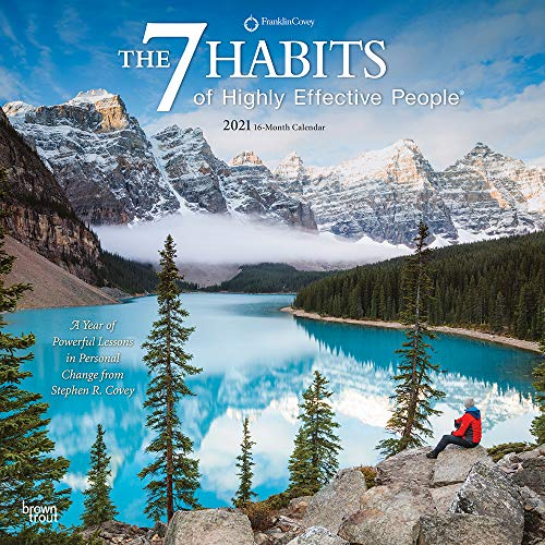 The 7 Habits of Highly Effective People 2021 Calendar