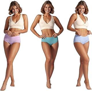 Bambody Overnight/Heavy Discharge Period Panties | High Waist Menstrual & Postpartum Underwear