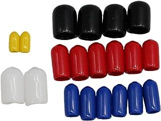 """Kesoto Conjunto de 20 peças de linha a vácuo de PVC sortidas 1/8"""" 3/16"""" 1/4"""" 3/8"""" 5/16"""""""