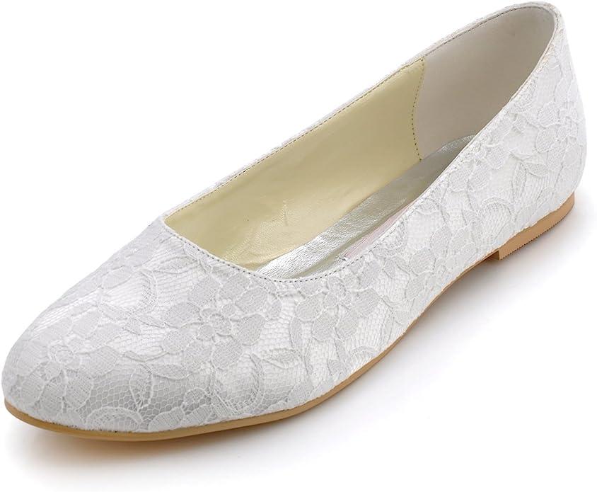 History of Victorian Boots & Shoes for Women ElegantPark Wedding Shoes for Bride Lace Wedding Flats Comfortable Women Bridal Shoes Flats Closed Toe Ballet Flats  AT vintagedancer.com