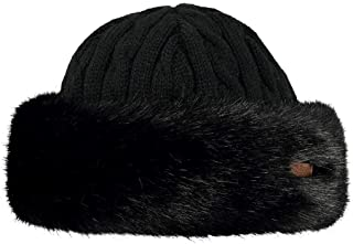 Barts Fur Cable Band Womens Beanie