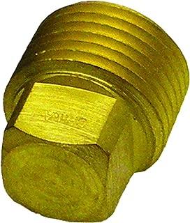 Invincible Marine BR54836 GarboardPlug Only Brass