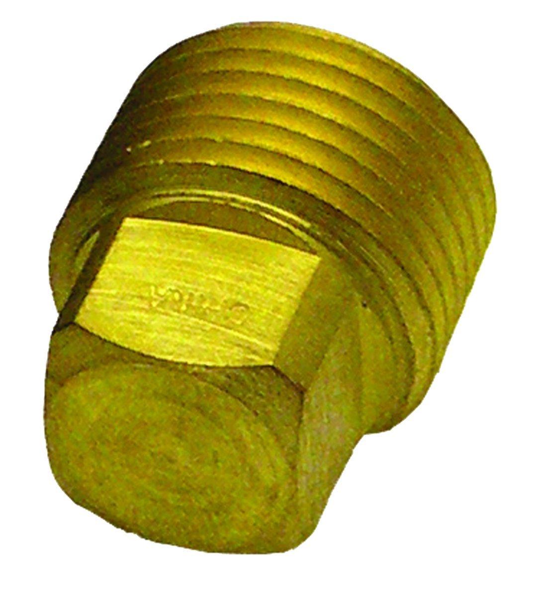 Invincible Marine 1-Inch Stainless Steel Twist Drain Plug