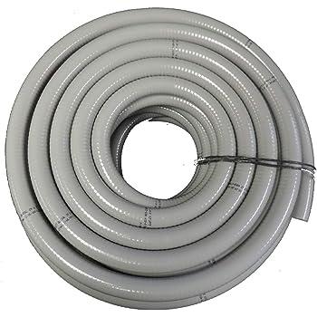 "(1"" Dia x 100 ft) HydroMaxx Flexible Non Metallic UL Liquid Tight Electrical Conduit"