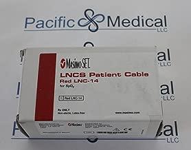 New - Masimo LNCS Patient Cable Red LNC-14 SpO2 - 2057