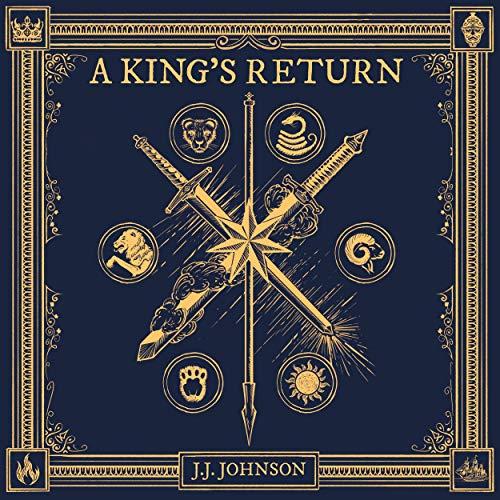 A King's Return Titelbild