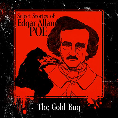 The Gold-Bug audiobook cover art