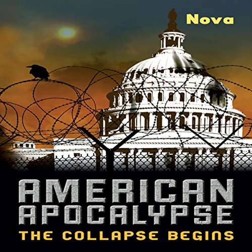 American Apocalypse audiobook cover art