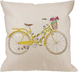 Best bicycle throw pillow Reviews