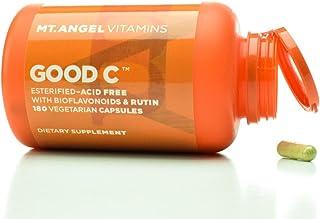 Mt. Angel Vitamins - Good C, Esterified-Acid Free with Bioflavonoids & Rutin