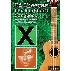 Ed Sheeran Ukulele Chord Songbook
