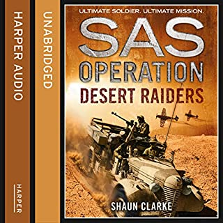 Desert Raiders (SAS Operation) cover art
