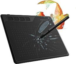 GAOMON S620 6,5 x 4 Pulgadas OSU Tableta Gráfica 8192 Niveles Presión para Dibujar