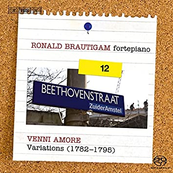Beethoven: Complete Piano Works, Vol. 12