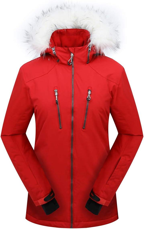 PHIBEE Women's 安心の実績 高価 買取 強化中 Outdoor Waterproof Snowboard Windproof Breathable 定価
