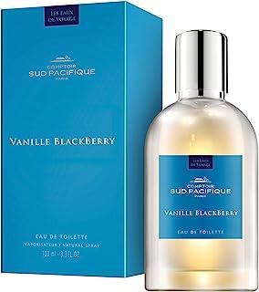 Comptoir Sud Pacifique Vanille Black Berry Unisex Eau de Toilette, 100 ml