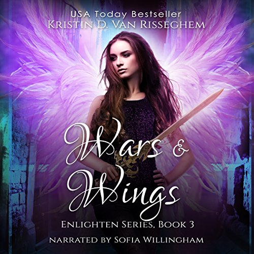 Wars & Wings audiobook cover art