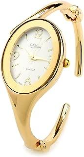 Best gold oval bangle bracelet Reviews