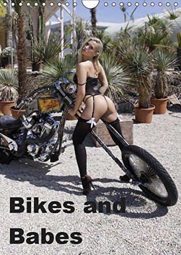Bikes and Babes (Wandkalender 2019 DIN A4 hoch): Motorräder und Mädchen (Monatskalender, 14 Seiten )