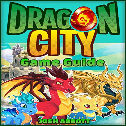 Dragon City Game Guide audiobook cover art