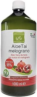 Aloe con granado - Aloe Vera pura con jugo de granado 1000 ml