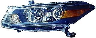Best 2011 honda accord headlight assembly Reviews