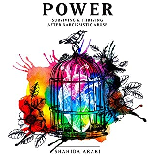 Power cover art