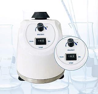 Vortex Mixer, Small Vortex Mixer Laboratory, 2800 RPM Vortex Shaker, Mini Shaker, Liquid Mixer, Inching/Continuous, Labora...