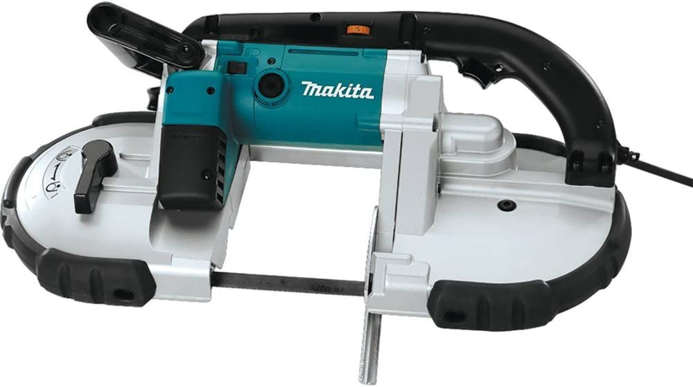 Makita 2107FZ 6.5 Award-winning store Amp Variable Speed Saw with Band Portable L.E. NEW