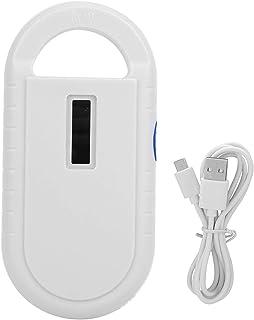 Jiawu Scanner à Puce pour Animaux de Compagnie, Lecteur Portable RFID pour Animaux, Scanner d'identification pour Animaux ...