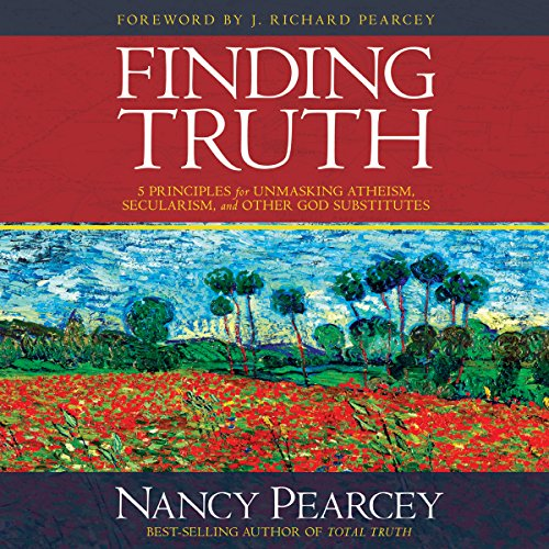 Finding Truth audiobook cover art