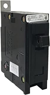 Eaton BAB1030 Bolt-On Mount Type BAB Industrial Miniature Circuit Breaker 1-Pole 30 Amp 120/240 Volt AC Quicklag