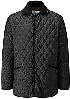 John Partridge Men's Rag Classic Quilted Jacket