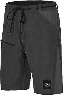 Picture Organic Robust Tech Short Black Pantalone PE19