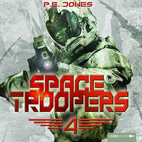 Die Rückkehr (Space Troopers 4) audiobook cover art