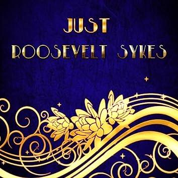 Just Roosevelt Sykes